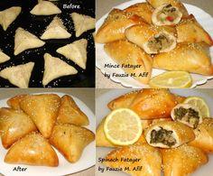 Fatayer | Fauzias Kitchen Fun