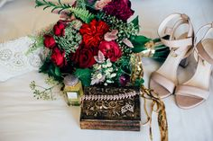 Real Wedding at Babalou Kingscliff featured on Casuarina Weddings blog! #weddingshoes #bouquet