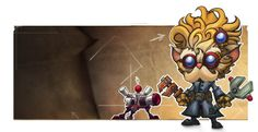 #LeagueOfLegends: #Heimerdinger #VisualUpdate #Announced