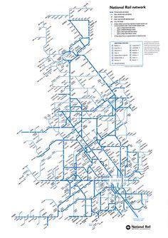 National Rail - Great Britain