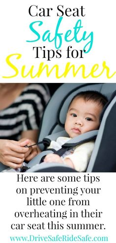 Make sure your child is safe in their car seat this summer. Here are some car seat safety tips to help you reduce the risk of your child overheating in the car, or being left in the car. Baby Safety, Child Safety, Summer Safety Tips, Potty Training Boys, Injury Prevention, Kids Health, Mom Blogs, Parenting Hacks, Kids Learning