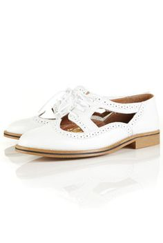 Krafty Cut-out Brogues, $112     SO CUTE FOR SPRING
