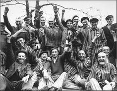 1945 - The liberation of Dachau
