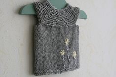 Ravelry. Top down easy toddler knit