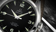 Looking for Opinions - Stowa Flieger or Omega Railmaster Omega Railmaster, Stowa, Omega Watch, Planets, Cool Pictures, Watches, Bespoke, Instruments, Boss