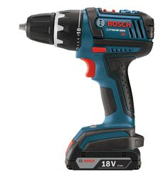 Bosch Lithium-Ion Compact Tough Drill/Driver Kit with 2 High Capacity Batteries, Charger and Case (Discontinued by Manufacturer). Industrial Design Sketch, Expensive Gifts, Drill Driver, Sketch Design, Compact, Charger, Kit, Drills, Power Tools