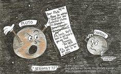 March 13th is Pluto is a Planet Day (and the IAU Be Darned!) | Bugs and Bunnies