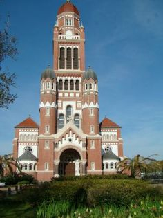 St John Cathedral... One of the most beautiful churches I have ever seen located in Lafayette Louisiana