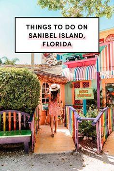 Top Things To Do In Sanibel Island, Florida by A Taste of Koko. Plan to explore Sanibel Island with this great travel guide! #sanibelisland #floridatravel