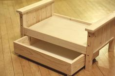 Ana White Ana White Doll Bed And Trundle Diy Projects