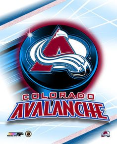 Colorado Avalanche - my second favorite hockey team 9b38404e2