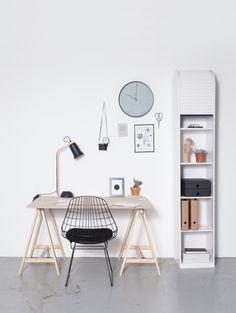 Pastoe workspace - SM05 chair - A dammer