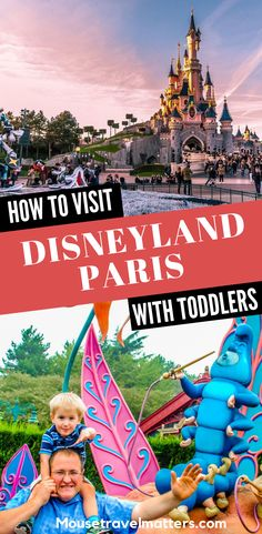 Want to know how to visit Disneyland Paris with kids and have a magical time. This ultimate guide to Disneyland Paris covers everything you need to plan your perfect Disney trip. Disney Tips, Disney Parks, Walt Disney, Disney Travel, Paris Travel Tips, Paris Tips, Travel Advice, Travel Ideas, Travel Inspiration