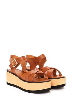 Love On Top Platform Sandal