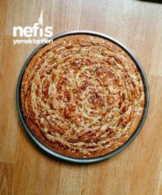 Tahinli Pekmezli Kek Macaroni And Cheese, Bread, Cake, Ethnic Recipes, Food, Decoration, Decor, Mac And Cheese, Brot