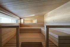 Huttunen Lipasti Pakkanen Arkkitehdit Sauna