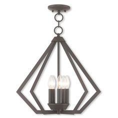 Livex Lighting Prism 40925 Chandelier - 40925-07
