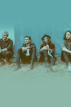 Official Site for the band Kaleo | News, Tour Updates, Music, and more