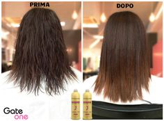 TRATTAMENTO LISCIANTE ESCLUSIVO KERATIN PLUS GOLD Trattamento specifico per la lisciatura e la riduzione del volume dei capelli ricci e crespi. Liscio impeccabile, ridona luminosità, riduce il volume e rende i capelli facilmente gestibili a casa!  #jeanpaulmynè #treatment #gold #liscio #beforeandafter  Seguiteci anche nel nostro sito web www.gateoneparrucchieri.it