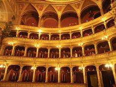 Día 20 (2a parte). Visita a la Ópera de Budapest - http://diarioviajero.es/?p=5586 #Hungría