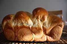 Hokkaido Milk Bread, Tangzhong Method