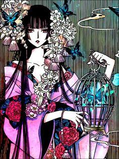 One of my favorite pics of Yuko (^-^)