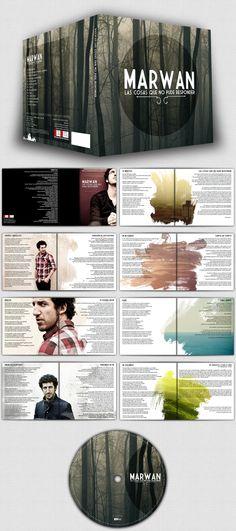 CD Design Marwan - Las cosas que no pude responder