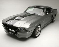 """1967 FORD MUSTANG """"ELEANOR - GONE IN 60 SECONDS"""""""
