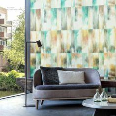 Arte Wallpaper Mercury - Alchemy | Designer Wallpaper 2016 | TM Interiors Limited
