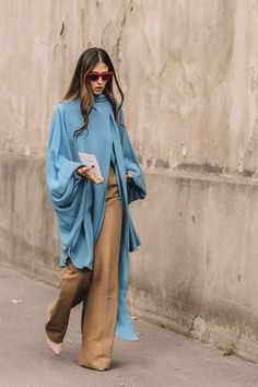 New York Fashion Week Fall 2019 Street Style Fashion Mode, Look Fashion, Teen Fashion, Winter Fashion, Fashion Outfits, Fashion Trends, Lifestyle Fashion, Fashion Lookbook, Paris Fashion