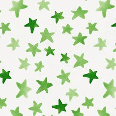 Green watercolor stars fabric printed on antique white background. Fabric is cut to order in one continuous piece. This is an organic cotton, wide, medium weight fabric. Aesthetic Backgrounds, Aesthetic Iphone Wallpaper, Green Backgrounds, Aesthetic Wallpapers, Bedroom Wall Collage, Photo Wall Collage, Picture Wall, Aesthetic Painting, Aesthetic Collage