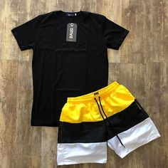 Summer Swag Outfits, Dope Outfits For Guys, Swag Outfits Men, Stylish Mens Outfits, Tomboy Outfits, Tomboy Fashion, Casual Outfits, Fashion Outfits, Hype Clothing