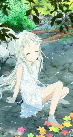 Browse AnoHana collected by Destroyer and make your own Anime album. Film Anime, Sad Anime, Anime Manga, Anime Art, Sword Art Online, Kawaii Anime, Menma Anohana, Ashita No Nadja, Arte Sailor Moon