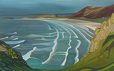UK ~ Rhossili Bay ~ Anna Dillon