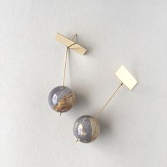 These look lke little globes Kathleen Whitaker | Stone Collection
