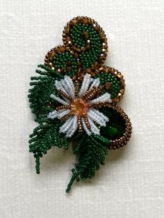 Найти цветок папоротника | biser.info - всё о бисере и бисерном творчестве