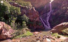 waterfalling fun
