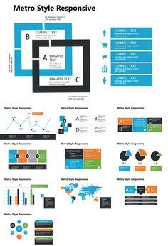 Business corporation powerpoint diagrams diagram business and metro style responsive powerpoint diagrams metro styletemplate toneelgroepblik Image collections