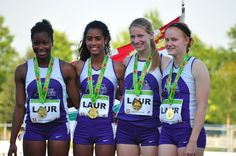 FU18 Open Club 4x100m Relay Final Results 2013 National Youth Track and Field Championships