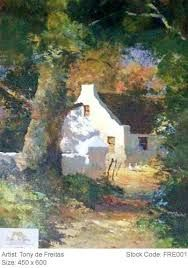 paintings by Tony de Freitas - Google Search Oil Paintings, Landscape Paintings, Landscapes, Art Houses, Colourful Art, City Scapes, South African Artists, Hearth And Home, Lany