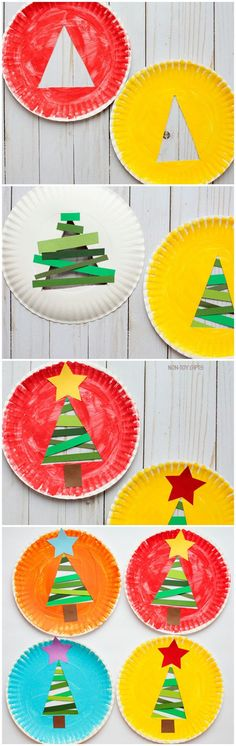 Paper Strip Christma