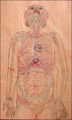 内臓や骨の様子は今でこそよく知られており、Google Body Browserのようなウェブアプリで隅々まで観察することができますが、その昔は解剖はタブー中のタブーでした。そんな医学の夜明けの時代に作成された人体の...