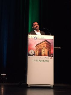 Mr. Apurva Oza-head of Design and Alliance presented a paper in WCIC2016 at Paris. Modtech growing leaps and bounds.