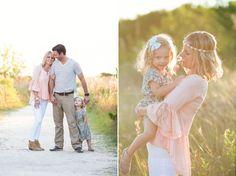 Siesta Key Family Portraits | What to wear family photo session | Sarasota Child Photographer | Lauren Craddock Photography