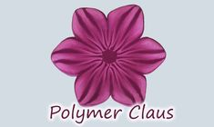Millefiori cane: Pink Flames Flower (polymer clay tutorial fimo tutorial...  This is so beautiful!