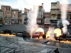 If you're already at Disneyland Paris in Marne-la-Vallée, Walt Disney Studios Park is right next door. This Hollywood-themed park gives a behind-the-scenes look at crafting the magic of the movies, with rides for all ages, a car stunt show and other live entertainment; it is the sister park of Florida's Disney Hollywood Studios.