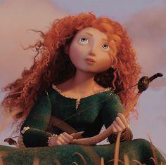 Film Pixar, Pixar Movies, Disney Movies, Brave Movie Characters, Face Characters, Merida Disney, Brave Disney, Brave Merida, Brave Pixar