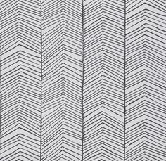 Buy Herringbone Wallpaper from ferm LIVING. WallSmart wallpaper is a new generation of non-woven wallpaper that is easier and faster to hang. Ferm Living Wallpaper, Accent Wallpaper, Wallpaper Paste, Wallpaper Online, Modern Wallpaper, White Wallpaper, Wallpaper Samples, Wall Wallpaper, Designer Wallpaper
