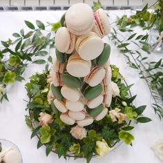 Italian Macaron Tower with an abundance of beautiful greenery at one of our Easter weekend weddings!  #weddinginspo #weddingcakeinspo #macarontowermanchester #macarontowercheshire #greenery #caketablestyling #weddingcakemanchester #weddingcakecheshire #luxuryweddingcakesmanchester  #luxuryweddingcakescheshire #contemporarycakedesigncheshire #contemporarycakedesignmanchester  Sent via @planoly #planoly