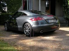 AUDI TT V6 3.2 quattro, 2eme generation - 2006